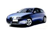 Alfa Romeo 147 phase 1 du 10/2000 au 08/2004