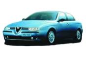 Alfa Romeo 156 phase 1 du 08/1997 au 06/2003
