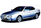 Alfa Romeo 166 phase 1 du 10/1998 au 10/2003