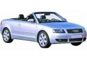 Audi A4 Cabriolet 2001-2009