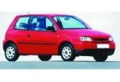 Seat Arosa (Type 6H) 1997-2000