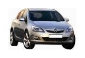 Opel Astra J 2009-2012