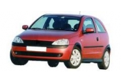 Opel Corsa C 2000-2003