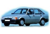 Ford Escort/Orion 1986-1990
