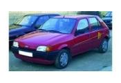 Ford FIESTA 3 du 03/1989 au 09/1995