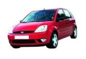 Ford FIESTA 5 phase 1 du 03/2002 au 09/2005