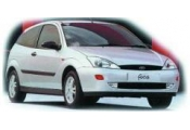 Ford FOCUS I phase 1 du 10/1998 au 11/2001