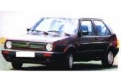 Volkswagen Golf 2 du 09/1983 au 08/1991