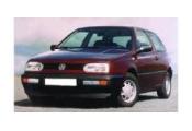 Volkswagen Golf 3 du 09/1991 au 12/1997