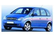Opel MERIVA A phase 1 du 04/2003 au 12/2005