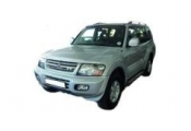 Mitsubishi Pajero 2000-2002