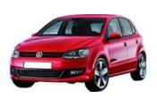 Volkswagen POLO V phase 1 du 09/2009 au 03/2014