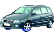 Mitsubishi Space Star 1998-2002