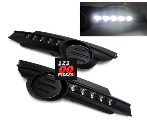 Feux de jour LED diurnes pour Opel CORSA D 2006 2011 189 90