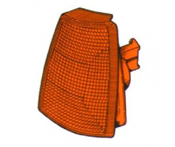 feu clignotant droit orange pour opel kadett e 1984 1991 24 90 pi ces de rechange 123gopieces. Black Bedroom Furniture Sets. Home Design Ideas