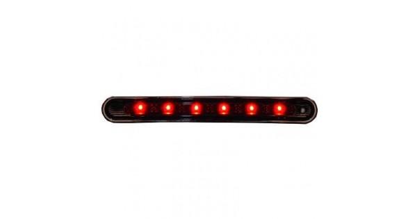3eme feux stop led noir pour peugeot 207 05 2006 69 90 pi ces design pi ces auto neuves. Black Bedroom Furniture Sets. Home Design Ideas
