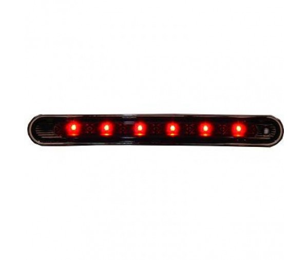 3eme feux stop led noir pour peugeot 207 05 2006 69 90 pi ces design pi ces auto. Black Bedroom Furniture Sets. Home Design Ideas