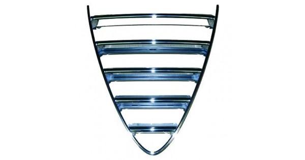 grille de calandre centrale pour alfa 156 2003 2005 99 90 pi ces de rechange pi ces auto. Black Bedroom Furniture Sets. Home Design Ideas