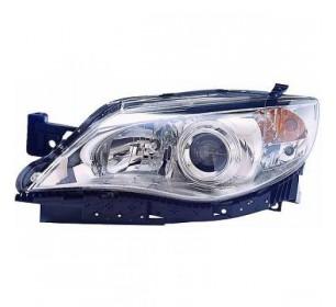 Phare Gauche, chrome pour Subaru IMPREZA 2008-2010 - GO6235081