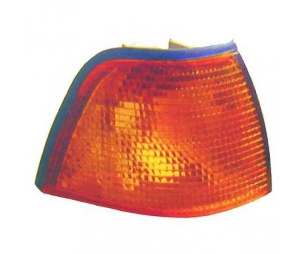 clignotant gauche conducteur orange bmw e36 berline 1991 1999 19 90 pi ces de rechange. Black Bedroom Furniture Sets. Home Design Ideas