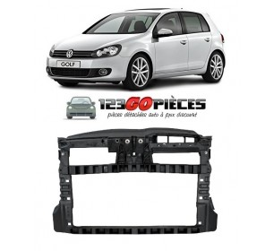 Face avant armature diesel TDI + essence TSI Volkswagen GOLF 6 2008-2012 - GO2215002
