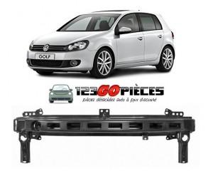 Renfort de pare-chocs avant Volkswagen GOLF 6 2008-2012