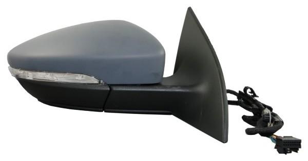 r troviseur droit passager lectrique chauffant rabattable scirocco 2008 2014 239 90 pi ces. Black Bedroom Furniture Sets. Home Design Ideas