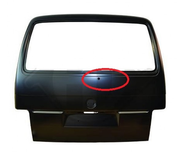 hayon pour volkswagen t4 1990 2003 644 90 pi ces de rechange pi ces auto carrosserie prix. Black Bedroom Furniture Sets. Home Design Ideas