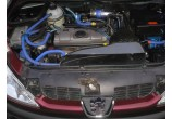 Kit admission direct Tenzo-R look carbone dynamique Peugeot 206  - GO14123