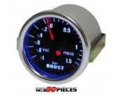 Manomètre digital pression de turbo 52 mm