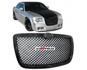 calandre design noire look Bentley pour Chrysler 300c 2004-2011