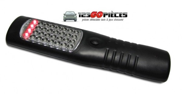 Lampe Torche Led Multifonctions Rechargeable 12 220v 34 90