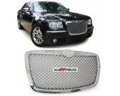 calandre design chrome look Bentley pour Chrysler 300c 2004-2011