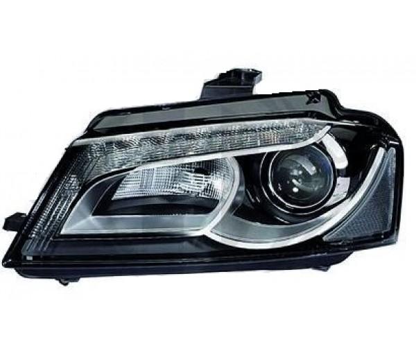 phare gauche xenon d3s h7 conducteur audi a3 2008 2012 399 90 pi ces de rechange pi ces auto. Black Bedroom Furniture Sets. Home Design Ideas