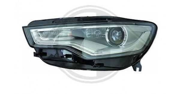 phare gauche conducteur xenon d3s h7 audi a6 2011 2014 699 90 pi ces de rechange pi ces auto. Black Bedroom Furniture Sets. Home Design Ideas