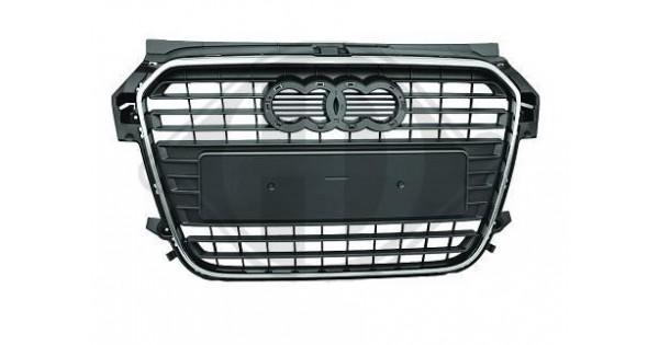 grille de calandre audi a1 2010 2014 199 20 pi ces de rechange pi ces auto neuves pas cher. Black Bedroom Furniture Sets. Home Design Ideas