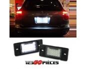 Feux LED éclairage plaque immatriculation Porsche Cayenne + VW Tourareg 2002-2010
