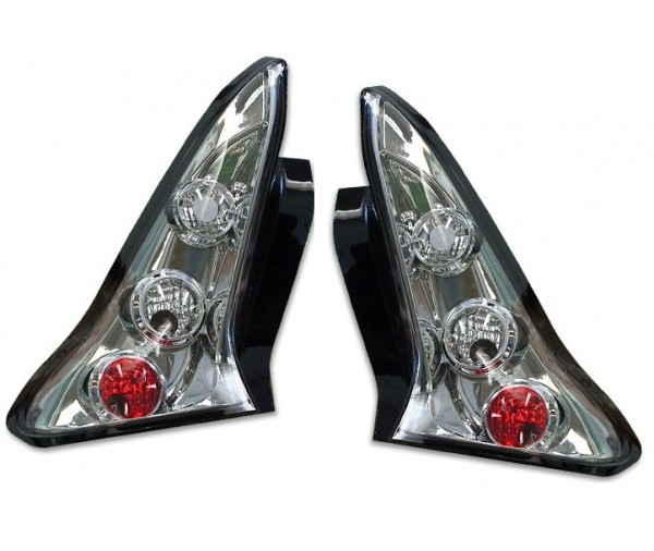paire de feux arri res lexus chrome citroen c4 3 portes 2004 2009 119 90 pi ces design pi ces. Black Bedroom Furniture Sets. Home Design Ideas