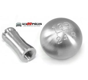 pommeau levier de vitesse Aluminium Universel