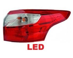 Feu arrière droit (LED) extérieur Ford FOCUS (BREAK) 03/2011 au 10/2014