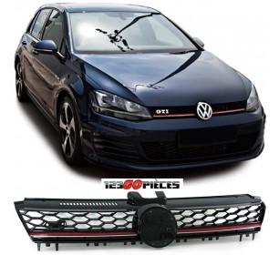Grille de calandre look GTI Volkswagen GOLF 7 2012-2017 - GO2216840