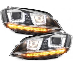 paire de phares avant LED design Volkswagen GOLF 7 2012-2017 - GO2216885