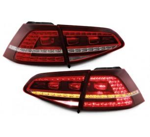 feux arrières LED Design GTI / GTD Volkswagen GOLF 7 2012-2017 - GO2216992