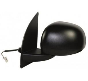 Rétroviseur Gauche (conducteur) réglage électrique (noir) Fiat PANDA 2010-2012 - GO3434225