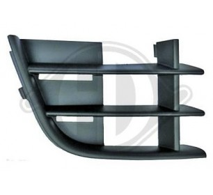 Grille de pare-chocs avant droit (passager) Skoda FABIA + ROOMSTER 04/2010->> - GO7801748