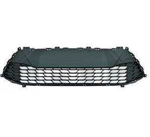 Grille de pare-chocs avant centrale noire Hyundai I30 2010-2012 - GO6835145