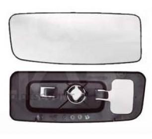 Glace de rétroviseur Gauche petite (support rond) Mercedes SPRINTER 2006->> - GO2280467