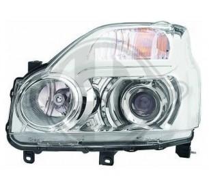 Phare Gauche XENON (conducteur) Nissan X-TRAIL T31 2007-2010 - GO6086885