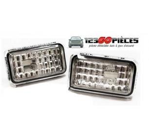 clignotants répétiteurs cristal/chrome Volkswagen / Audi / Porsche divers modèles - GO2210077