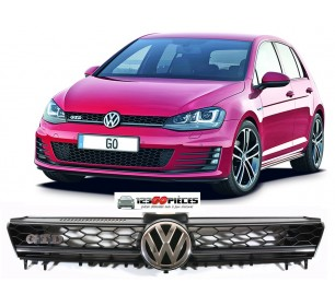 grille de calandre look gtd line volkswagen golf 7 2012 2017 89 90 pi ces design pi ces auto. Black Bedroom Furniture Sets. Home Design Ideas